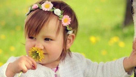 Popolare Tagli di capelli per bambine (55 foto): scegli un taglio di RF86