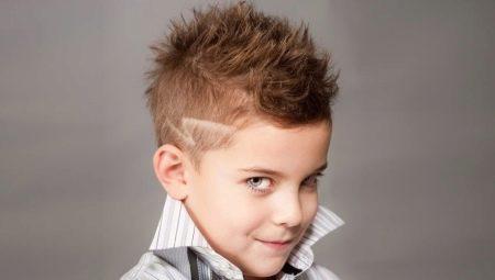 Tagli di capelli per teenager