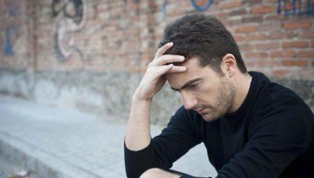 Beledigde man: oorzaken en gedragsregels met hem