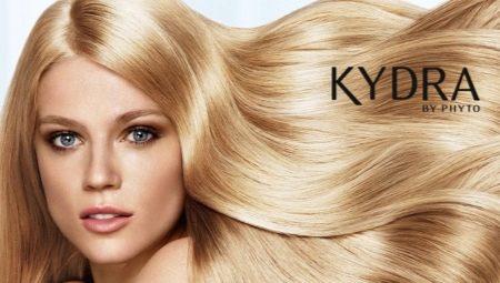 Haarfarbe schwarz zu blond