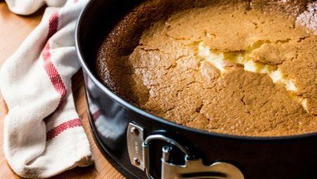 Formulieren voor het bakken van taarten: wat zijn en hoe te kiezen?
