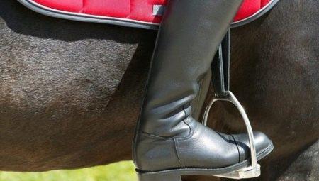 Cum de a alege cizme de echitatie?