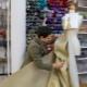 Como costurar um vestido de noite com suas próprias mãos