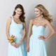 Blue dress - create a spectacular bright or gentle image
