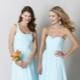 Modré šaty - vytvořte velkolepý jasný nebo jemný obraz