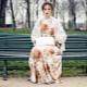 Vestidos em estilo russo - para um look étnico brilhante