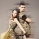 Kamuflaj elbise - askeri tarz