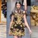 Vestidos barrocos - impossíveis de passar despercebidos