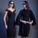Wat te dragen met een zwarte jurk en welke accessoires om te kiezen?