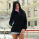 Micro saias - as saias mais curtas com um elemento de provocação