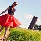 Estilos e modelos populares de saias de verão