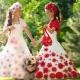 Elegantiška pūkuota suknelė mergaitei: suteikite vaikui princesės vaizdą
