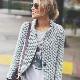 Casacos de tweed