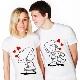 T-shirts voor geliefden