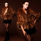 Reed Cat Fur Coat