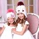 Chapéus de inverno para crianças