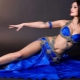 Trajes de dança do ventre Oriental