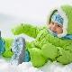 Botas de inverno para crianças