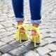 Keltaiset sandaalit