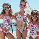 Vaikų maudymosi kostiumai mergaitėms