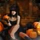 Halloween-puku tytöille