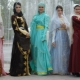 Nationalt kostume af Dagestan
