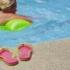 Ardósias para a piscina