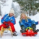Botas finlandesas para crianças