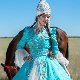Kazakstanin kansallinen puku