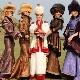 Buryat national kostume