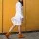Oranssi kengät