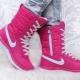 Nike-saappaat