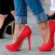 Sapatos nobuk