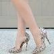 Snakeskin-kengät