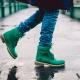 Vihreät kengät