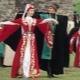 Ossetian kansallinen puku