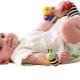 Sokken voor pasgeborenen