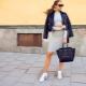 Rento tyyli naisten vaatteissa