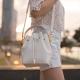 Bolsa de mulher - confortável bolsa de saco