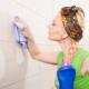 Hoe de tegels in de badkamer te wassen?