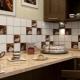 Hoe tegel in de keuken te reinigen van vet?
