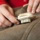 Hoe maak je een schapenvacht jas thuis schoon?