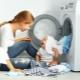 Regels voor het wassen van kleding en andere dingen voor thuis