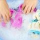 Handmatig wassen van kleding en andere dingen