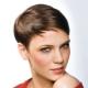 Ovaal gezicht: we selecteren kapsels en accessoires, we passen decoratieve cosmetica toe
