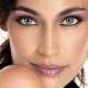 Principes van make-up voor scheve ogen