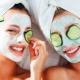 Geheimen van de voorbereiding en het gebruik van anti-aging gezichtsmaskers