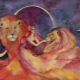Kenmerken van een vrouwelijke Leo geboren in het jaar van de stier