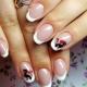 Manicure ontwerpideeën met katten