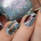 Ongebruikelijke ideeën voor manicure met vis